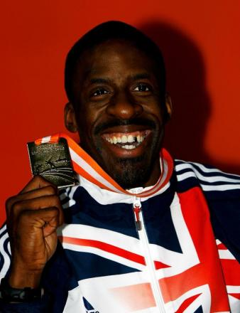 Champ: Drugs cheat Dwain Chambers deserves more credit for fifth British sprint title