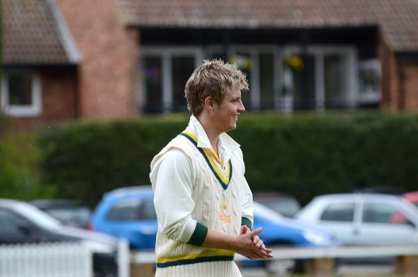 Date with television: Ashtead skipper Tom Deighton