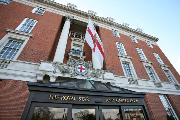 Royal Star and Garter reflects on Great War
