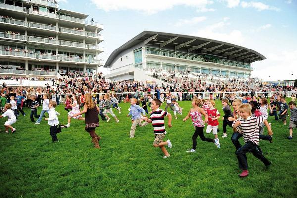 Epsom Downs Racecourse will be hosting a family fun and race day on August 25
