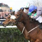Richmond and Twickenham Times: Gaz 12-08-14E  Brae Hill (No.15 ) pictured winning the 2012  William Hill Lincoln, has now ended his racing career. (Alec Russell photograph   Doncaster  31/3/2012) (9194564)