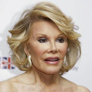 Joan Rivers was rushed to a New York hospital