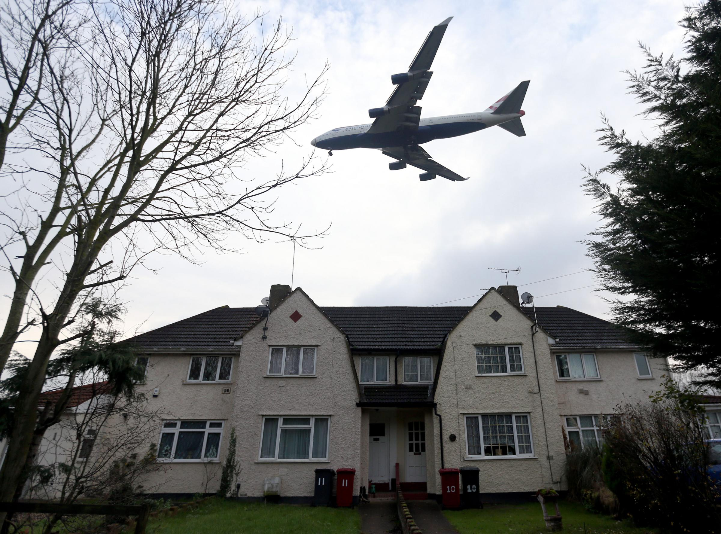 Heathrow: Two of three shortlisted options