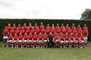 Chosen ones: Director of rugby Justin Burnell has built a new squad at London Welsh fit for the Premiership