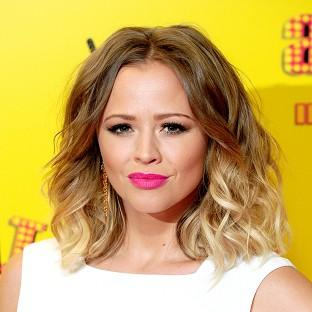 Kimberley Walsh is a new mum