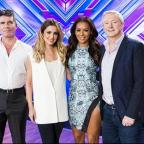 Richmond and Twickenham Times: The X Factor judges Simon Cowell, Cheryl Fernandez-Versini, Mel B and Louis Walsh are appearing on our screens on Saturday and Sunday evenings this year