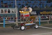 Favourite: Stephen Jackson is tipped to take the superstox best in Britain title