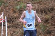 Character: Trinity School's Harry Oakes came home in 38th                    Picture: Mike Fleet