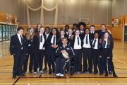 Students at Oasis Academy Coulsdon had an impromptu rugby coaching session with GB Paralympic wheelchair rugby captain Steve Brown