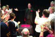 Close-up magic show comes to town