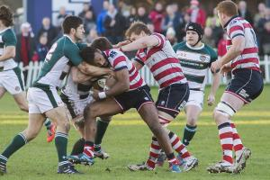 Rosslyn Park: Codling unswervingly proud despite one-point defeat against full-time foe