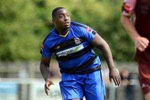 Kingstonian: Boss Williams insists Pinney will be a threat... just elsewhere