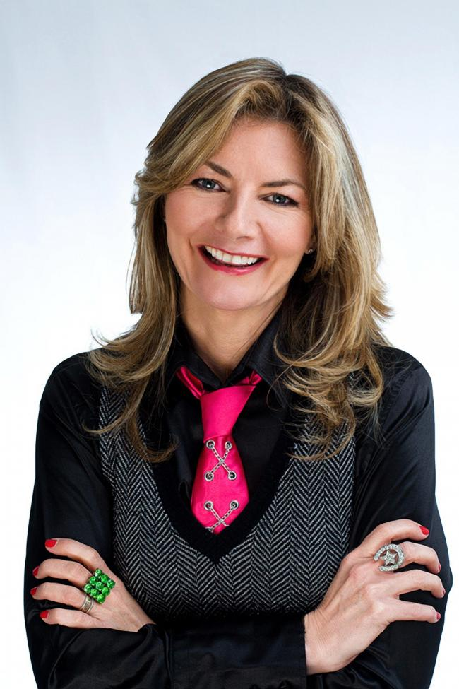 Jo Caulfield will bring her new show - The Customer is Always Wrong - to the Landmark Arts Centre in Teddington