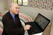 MP Vince Cable is pleased with Twickenham business SogoSolar