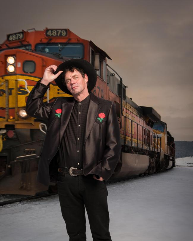 Comedian Rich Hall brings his Hoedown to Rose Theatre, Kingston