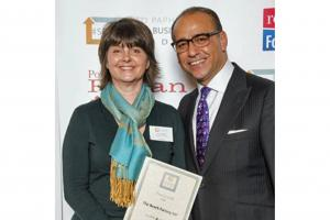 Richmond business promoted by former Dragon Theo Paphitis