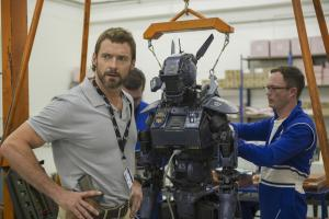 'Great looking, high-octane and thought-provoking - what's not to love?': Chappie (12A) reviewed