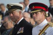 The Prince of Wales and Prince Harry are taking part in events marking the 100th anniversary of the start of the doomed Gallipoli campaign