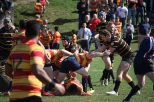 Rugby Union: Spirited London Cornish put in the fight, but fall short in Kent