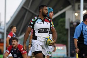 Harlequins: Marfo makes the move to Welsh
