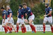 Confident: London Scottish's Pete Lydon says the exiles can play with freedom knowing the pressure is on Worcester tonight