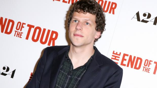 Richmond and Twickenham Times: Jesse Eisenberg clarifies Comic-Con genocide comments