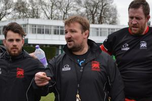 Rosslyn Park: Buckland is ready for action at the Rock