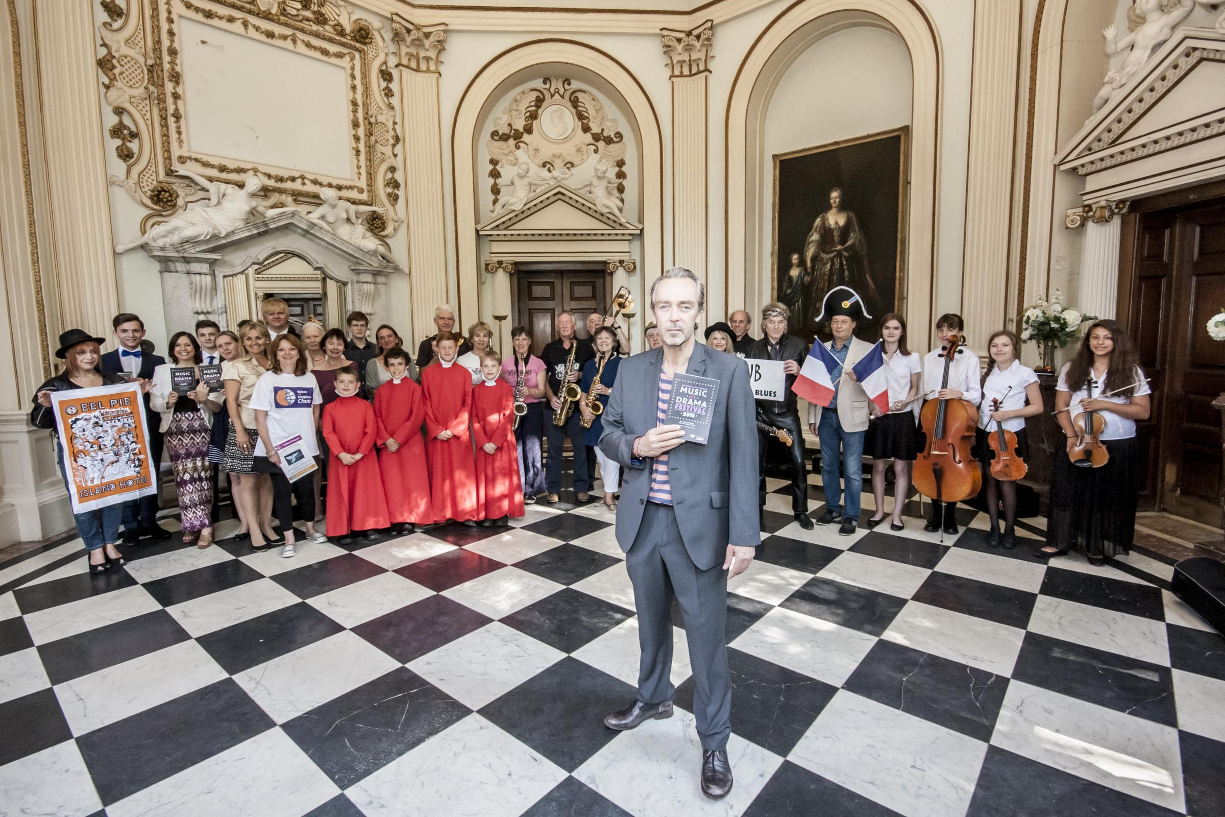 John Hannah. Photo courtesy of Chapel Royal Choristers - Her Royal Highness her Majesty the Queen