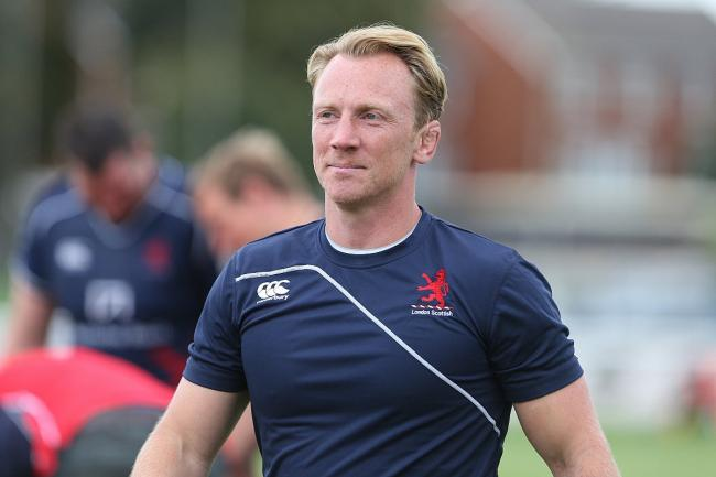 Man on a mission: Head coach Peter Richards is looking forward to a tough test from Rotherham Titans next week