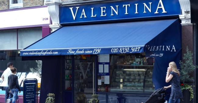 East Sheen S Valentina Serves Up An Aladdin S Cave Of Italian Treats Richmond And Twickenham Times