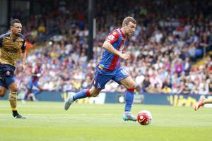 Football: Crystal Palace midfielder's shock after Manchester City defeat