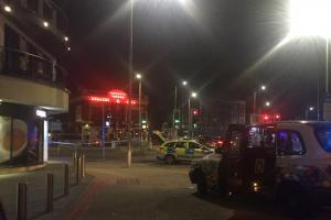 Kew Bridge double stabbing latest (WARNING GRAPHIC CONTENT)