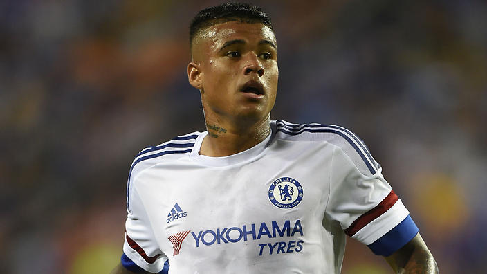 Where did he come from: Kenedy opened the scoring in super-quick time in Chelsea's 2-1 mid-week win at Norwich City