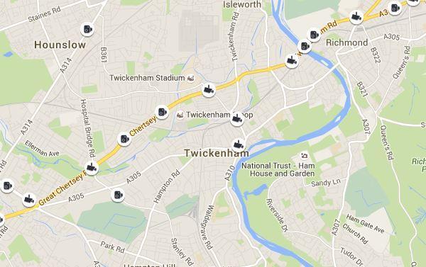 Richmond and Twickenham Times: