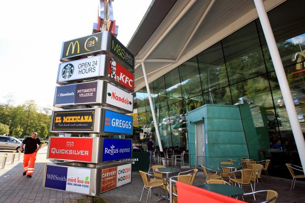 Richmond and Twickenham Times: The best and worst motorway services have been revealed
