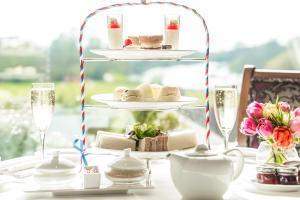 Richmond and Twickenham Times: Those finger sandwiches, sweet little cakes and scones make the afternoon tea the epitome of English summertime indulgence - and here are 15 of the best in the region as chosen by you