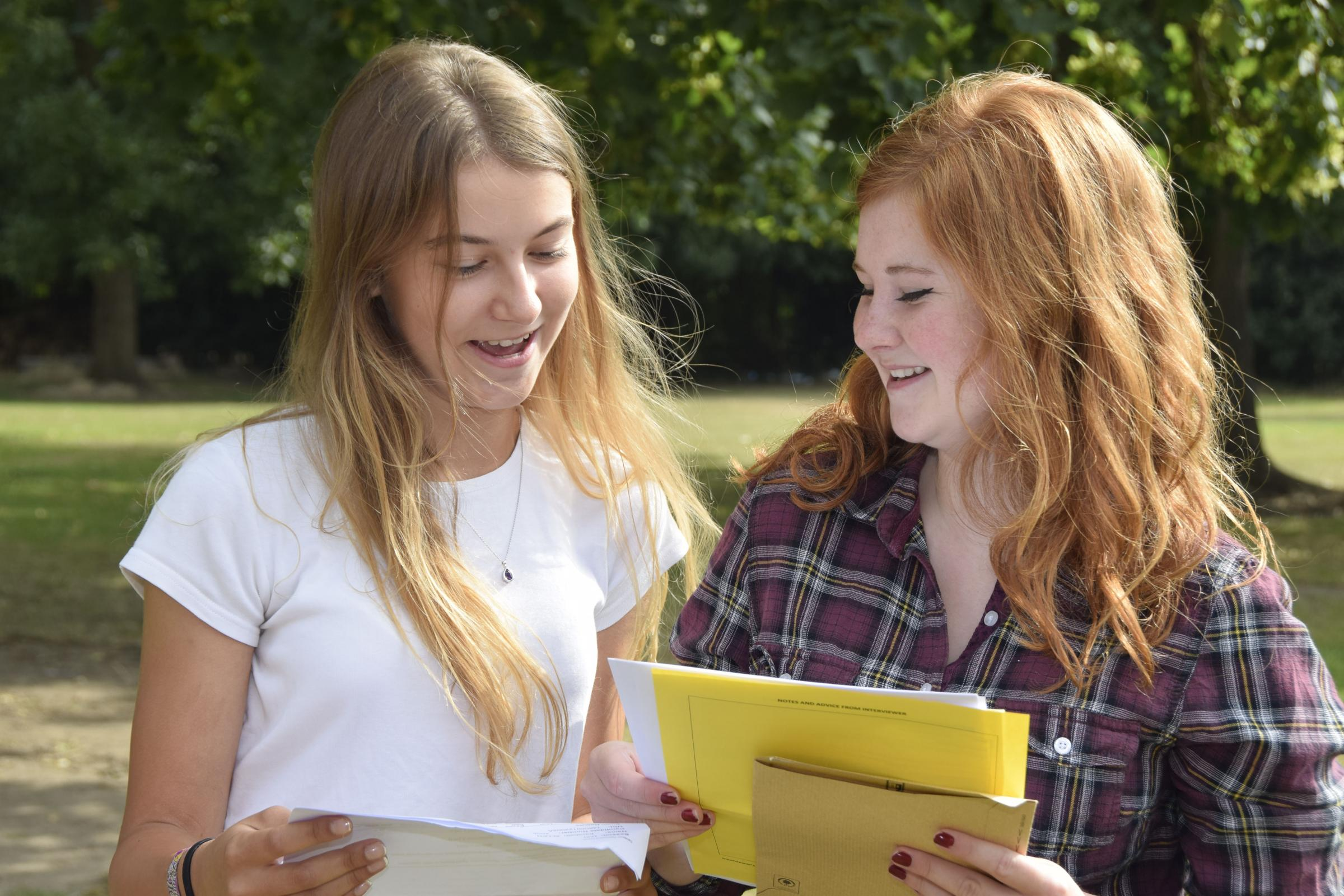 Richmond's GCSE results: The round up