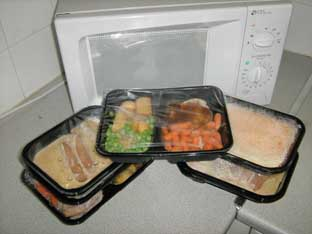 Frozen: Meals on Wheels users are unhappy at the prospect of having frozen meals