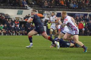 London Scottish v Rotherham Titans