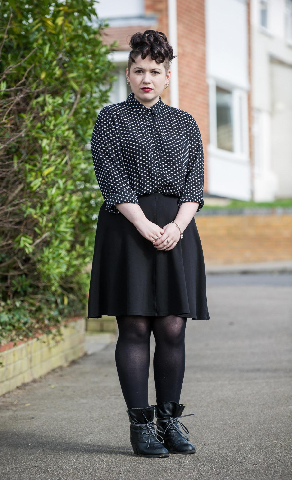 video jobseeker rosie reilly told this outfit was not video jobseeker told this outfit was not conservative enough when she had interview at boots