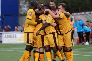 Sutton United will play Coventry City in pre-season at Gander Green Lane on July 8. Photo: Paul Loughlin