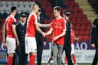 Charlton pay tribute to Westminster terror attack victim PC Keith Palmer