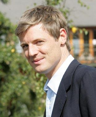 Conservative candidate Zac Goldsmith