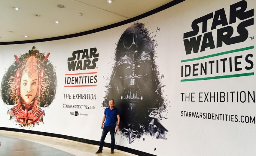 STAR WARS Identities: Exhibition at the 02
