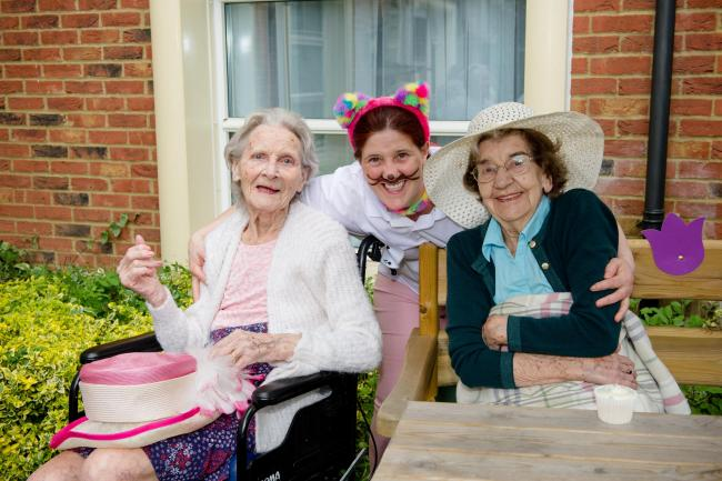 Summer arrives in Richmond for Care Home Open Day