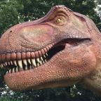 Richmond and Twickenham Times: See the dinosaurs at London Zoo's new Zoorassic Park. Photo: Sarah Bull