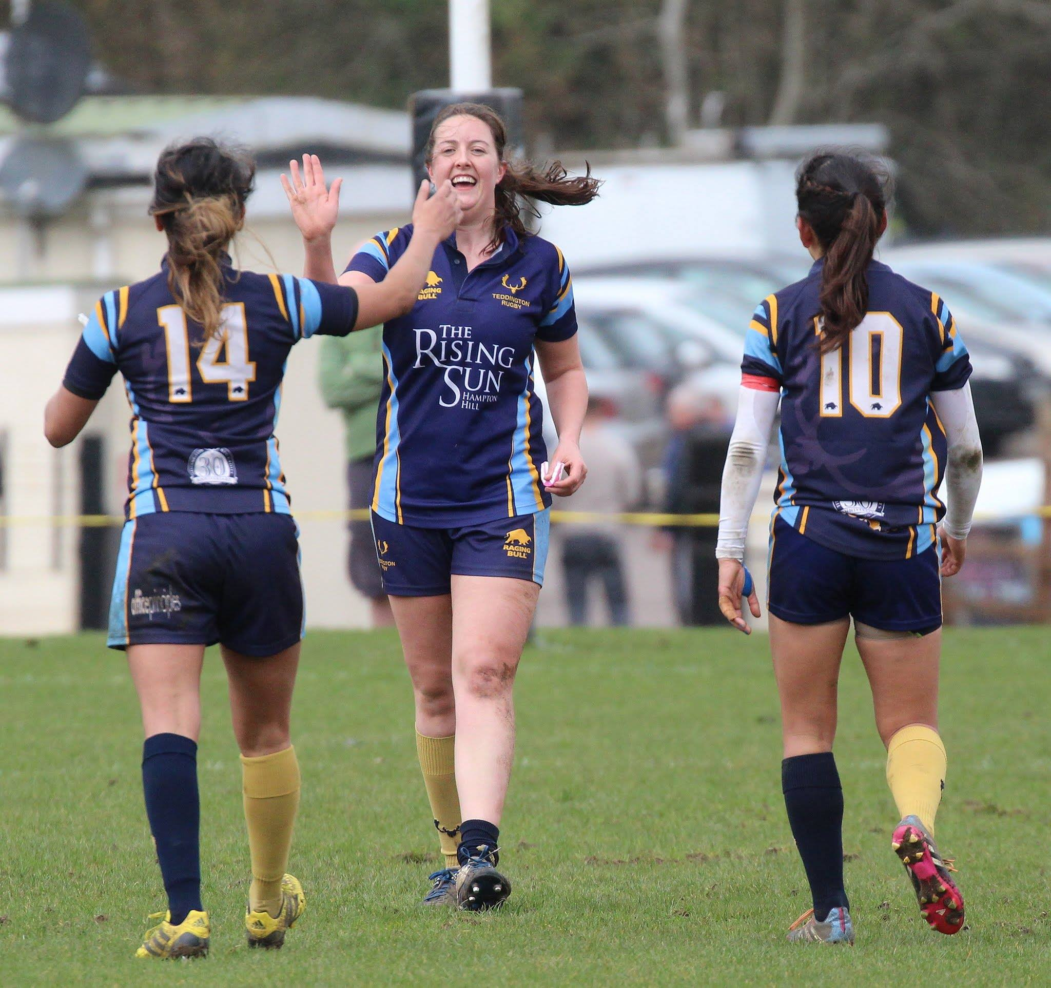 Teddington Women to host RFU Inner Warrior Event - September the 2nd