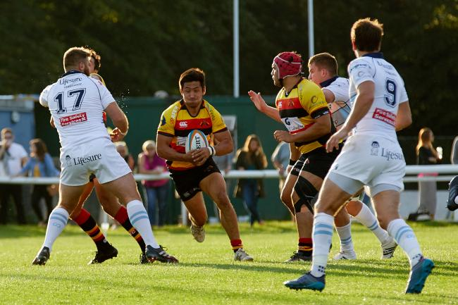 Richmond RFC aiming for more success at Hartpury
