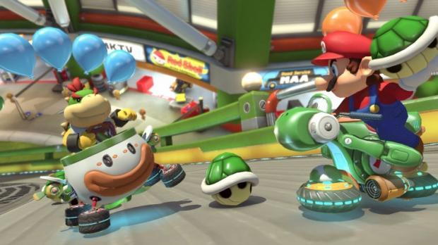Richmond and Twickenham Times: MarioKart 8 Deluxe for Nintendo Switch