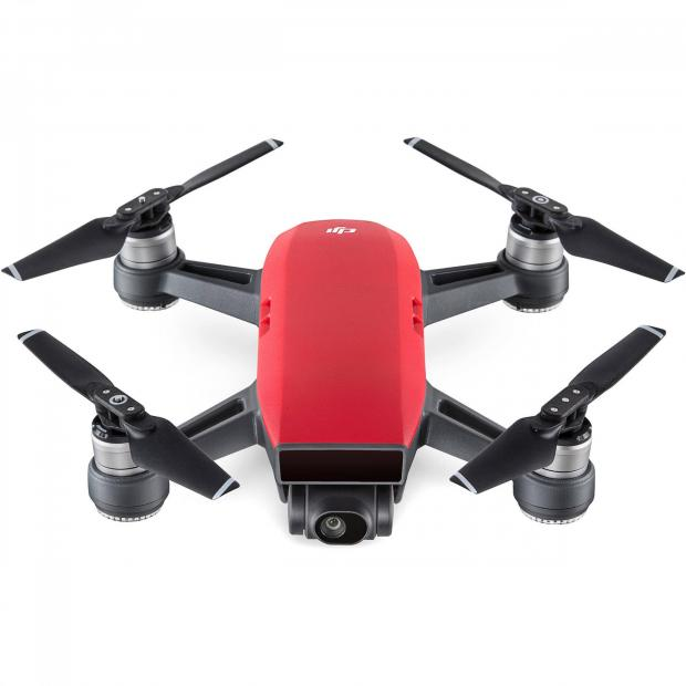 Richmond and Twickenham Times: DJI Spark Lava Red Drone